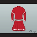 Laura Lee Winslow Vanderbilt Muskrats High School Cheerleader Uniform Family Matters